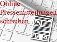 Online-Pressemitteilungen schreiben