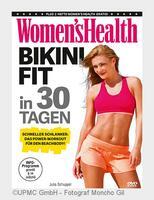 """Jetzt auf DVD: """"Women""""s Health: BIKINI-FIT in 30 Tagen"""" von und mit Julia Schuppel"""