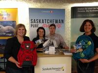 Tourism Saskatchewan und DEUTER laden ein