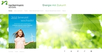 Neue Ökostrom-Preise, neues Logo, neue Webseite, bewährter Service