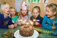 Kindergeburtstag: Gastgeber-Eltern übernehmen Aufsichtspflicht