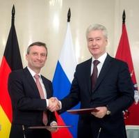 Moskau und Düsseldorf: Kommunique für partnerschaftliche Zusammenarbeit unterzeichnet