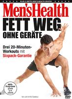 """Jetzt auf DVD: """"Men""""s Health: Fett weg ohne Geräte"""""""