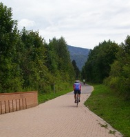 Bike satteln und ab in den Frühling