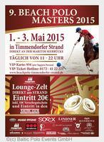 Beach Polo Masters 2015 Timmendorfer Strand