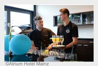 "Azubi-Tag unter dem Motto ""1001 Nacht"" im Atrium Hotel Mainz"