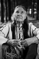 Ein Abend mit dem Indianer R. Silverbird aus Amerika / Arizona