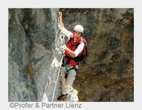 Verborgene Welt: Neuer Klettersteig in Osttirol