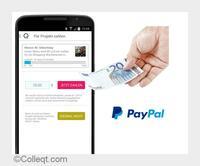 Neu: Colleqt-App - Die einfachste Art Geld für und mit Freunden zu sammeln