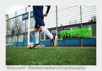 Sportliche Allianz: novum! ist exklusiver Vertriebspartner von Anschlusstor