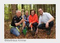 Ein Baum für jedes neue Mitglied: Sparda-Bank München weitet Engagement für die Umwelt aus