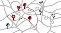 Optimale Außendienststeuerung mit PTV Map&Market