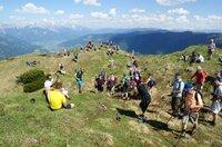 24 Stunden grandioses Wandererlebnis in den Steinbergen