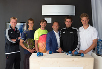DAIKIN wird offizieller Partner des Bayerischen Tennis-Verbandes
