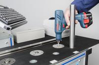SCHATZ®-combiTEST prüft Montagewerkzeuge normenkonform vor Ort