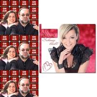 Roland Rube und Ariane Kranz On Air mit Alex Rosenrot