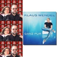 Roland Rube und Ariane Kranz On Air mit Klaus Wendel