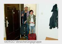 """""""Wohnung an Touristen vermieten"""" - Verbraucherinformation der D.A.S. Rechtsschutzversicherung"""