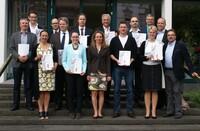 """14 Unternehmen aus der Region Bonn/Rhein-Sieg  erreichen die Juryliste im bundesweiten Wettbewerb um den """"Großen Preis des Mittelstands"""""""