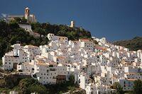 Naturgenuss über den Dächern von Marbella