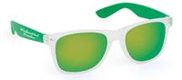 Mehr Farbe bei Werbeartikel Sonnenbrillen im Wayfarer Style