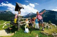 Sommerurlaub in Zell am See im Hotel Stadt Wien