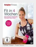 """showimage Jetzt auf DVD und als App: """"Brigitte Fitness: Fit in 4 Wochen"""""""