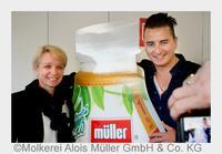 epr kommuniziert für Müller mit Buttermilchmann Andreas Gabalier