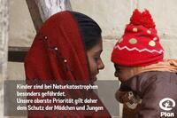 Helfen per Klick: Spendensammlung an Plan International