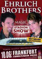 Die Ehrlich Brothers auf Weltrekordjagd