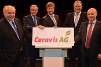 Hauptversammlung der Agravis Raiffeisen AG: neues Unternehmen soll Ceravis AG heißen