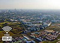 Mertonviertel bietet als erster Bürostandort kostenloses Wi-Fi