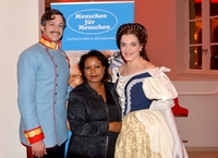 Stiftung Menschen für Menschen bedankt sich beim Musical ELISABETH