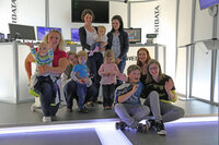 Flexibly combine kids and career: part-time solutions at SKIDATA