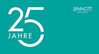 Auszeichnung für 25 Jahre Dentaltechnik Sinnott