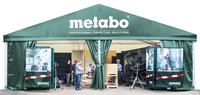 Metabo Roadshow: Systemlösungen zum Anfassen