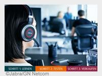 Jabra und Distributoren machen Fachhändler zu Headset-Profis