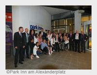 Park Inn am Alexanderplatz richtet Siegerparty für Champions League Finale der Frauen aus
