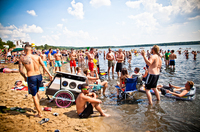 HELENE BEACH FESTIVAL vom Do.23.-So.26.07.2015
