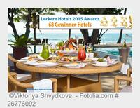 Leckere Hotels 2015 Awards