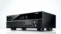 Yamaha AV-Receiver RX-V379: der perfekte Heimkino-Einstieg mit 4K Ultra-HD Pass-Through, kabellosem Musikstreaming und automatischer Einmessung