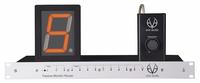 EVE Audio PMR 2.10: Vollsymmetrischer passiver Monitor Router für bis zu zehn Lautsprecherpaare mit Display und Fernbedienung