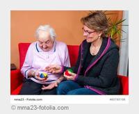 Keine Langeweile mit der Mobilen Pflegehilfe in Karlsruhe