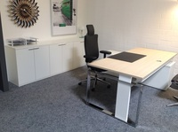 Büro Optimal Pöhlmann verwirklicht ergonomische Büroatmosphäre mit LEUWICO
