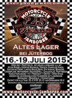 Das legendäre Motorcycle Jamboree 2015