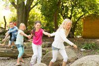 Wichtig für gesundes Heranwachsen