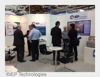 IEP Technologies GmbH überzeugt mit bewährten Produkten