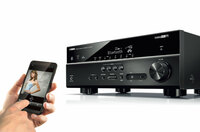 Yamaha AV-Receiver RX-V479/579: Entertainment-Zentralen für das vernetzte Zuhause mit 5.1/7.2 Surround, WiFi, Bluetooth, 4K-Ultra HD, Apple Airplay