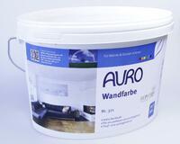 Frei von Lösemitteln, Ölen und Emissionen: AURO Wandfarben und Roll- und Streichputz jetzt mit neuer Rezep