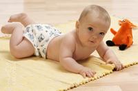 Stoffwindel-Systeme: Umluft für zarte Babypopos